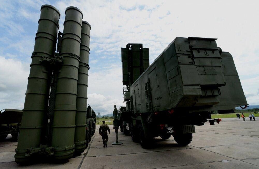 Россия и Турция подписали кредитное соглашение о поставке С-400