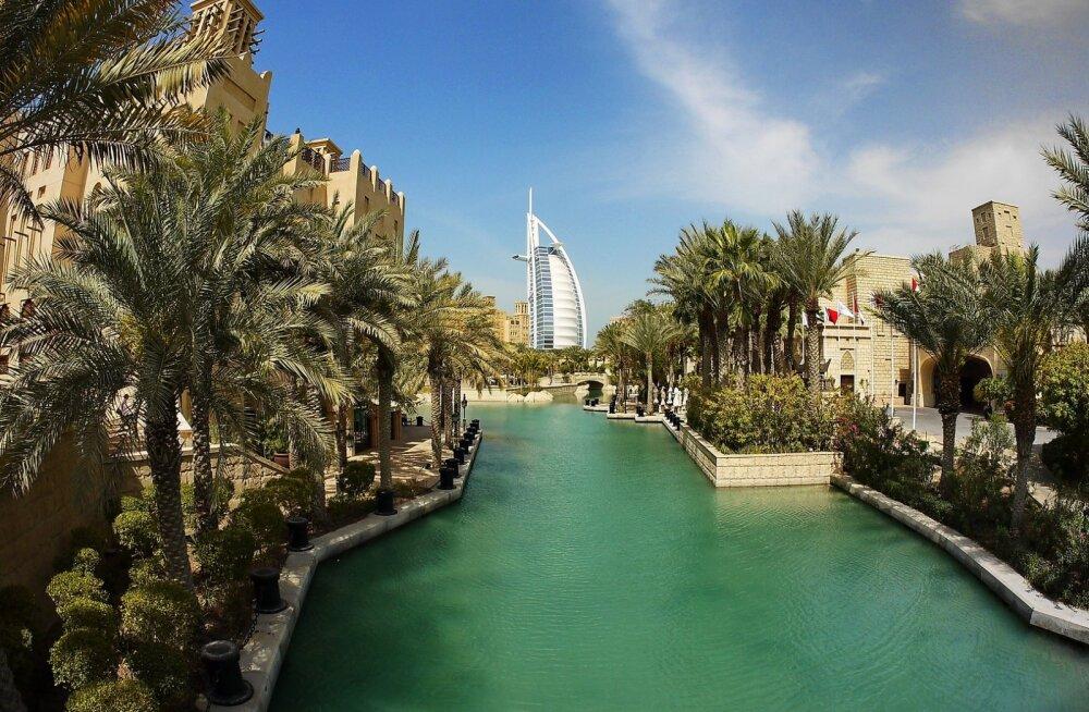 Päikesepuhkus ilma karantiinita! Nüüd saadaval soodsad edasi-tagasi lennud Dubai palmide alla