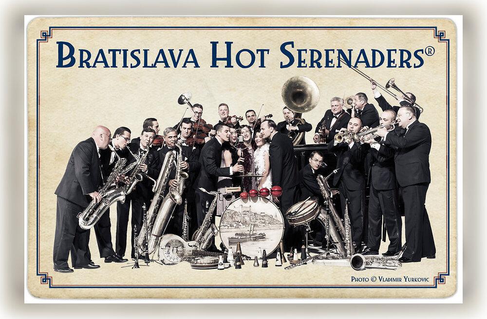 Уже сегодня: в Таллинне выступит уникальный джазовый оркестр
