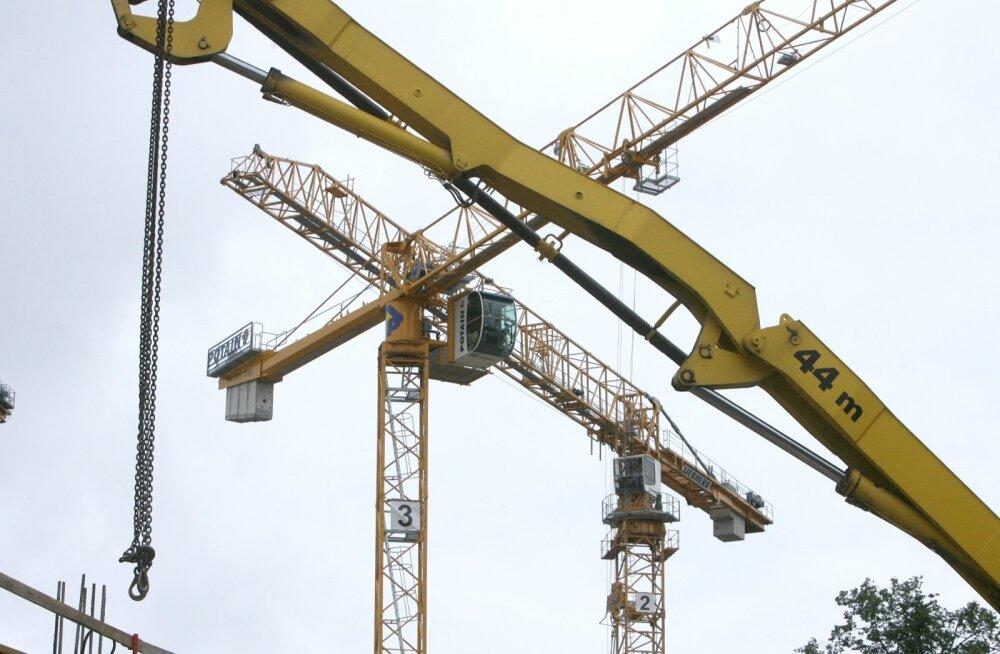 Eesti SKP kasvas mullu 3,9 protsenti