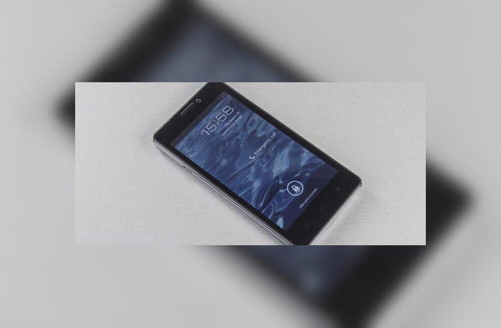 TEST: Prestigio Multiphone 5430 – soodne ning nutikas telefon