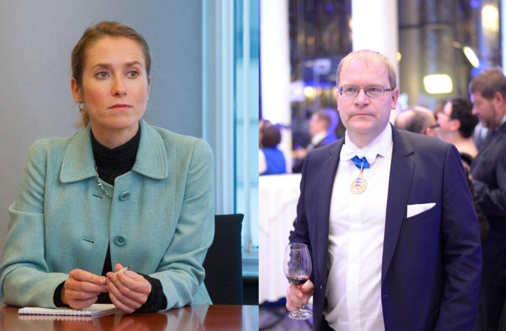 Каллас и Паэт не поддерживают признание русского языка официальным в ЕС
