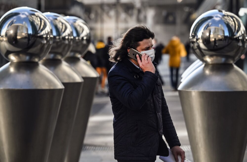 Uus trend. Venemaal ei võeta enam vastu tundmatutelt numbritelt tulevaid telefonikõnesid