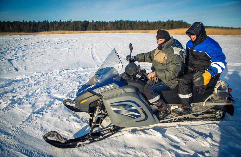 MEIE MAA | Jäätee Saaremaalt Hiiumaale saab nädalavahetusel tähised