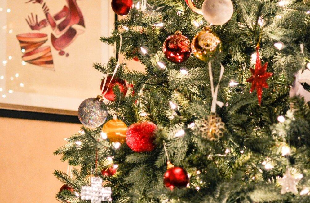 Ole sina targem! Need on kõige koledamad vead, mida inimesed teevad jõulukuuse ehtimisel