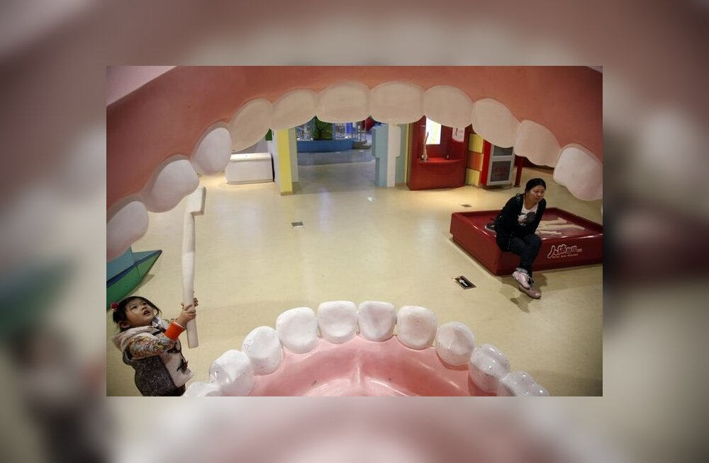 Kui anda võimalus, kasvab hambaauk ise kinni