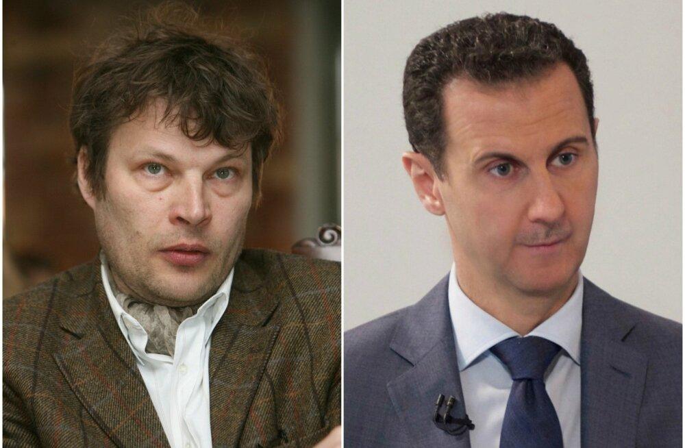 Хвостов о визите Тоом в Сирию: прекращение огня обсуждали на другом уровне и с другими людьми