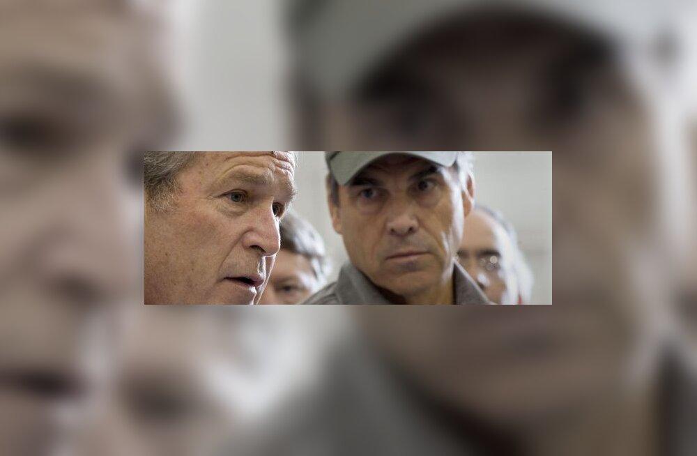Texase kuberner ei taha riigi raha töötutele raisata