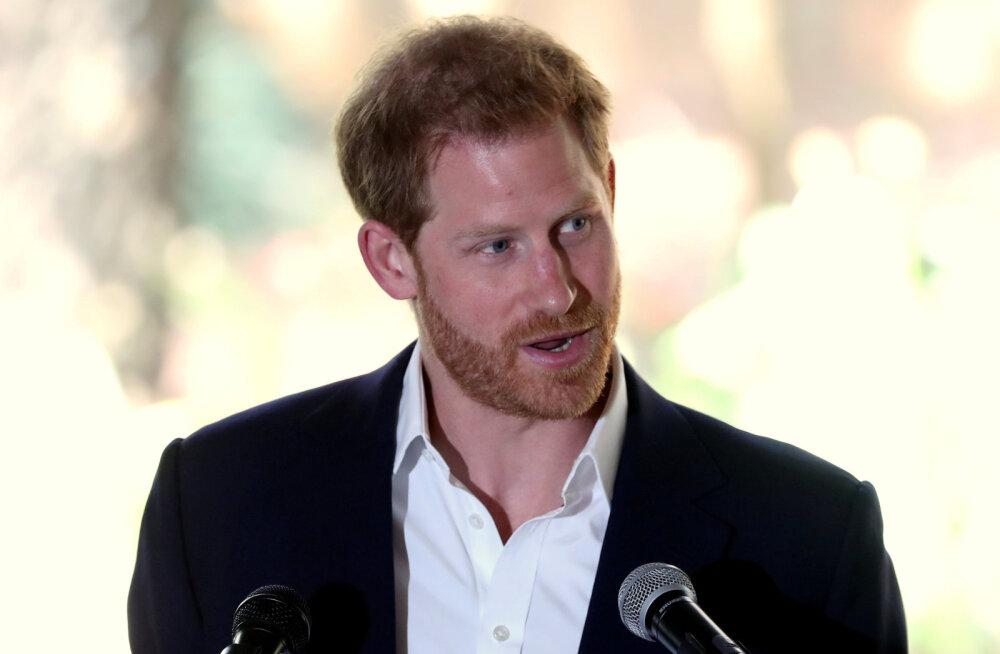 Prince Harry minevik: see sündmus purustas mehe südame