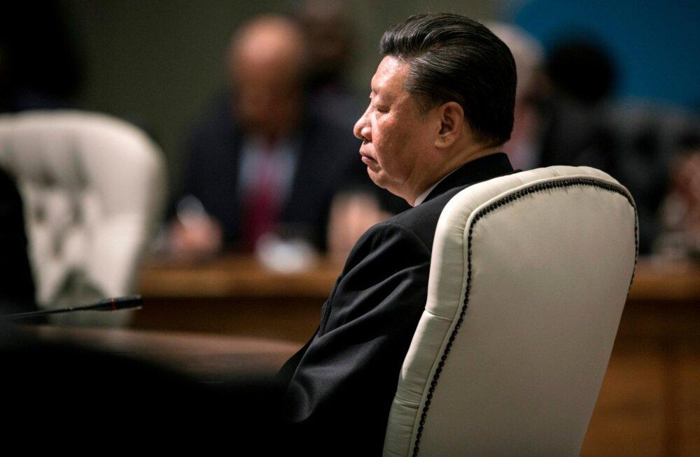 Esimest korda pärast 2012. aastal võimule tulekut seisab Xi Jinping silmitsi tõsise kriitikaga.