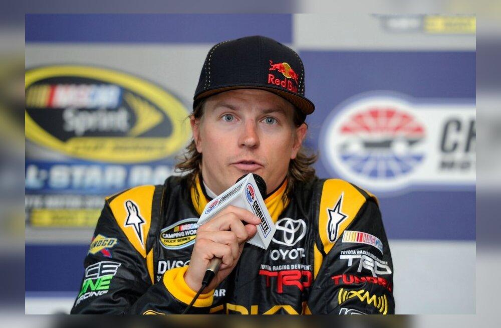 Kimi Räikkönen: ma ei ole oma kiirust kaotanud