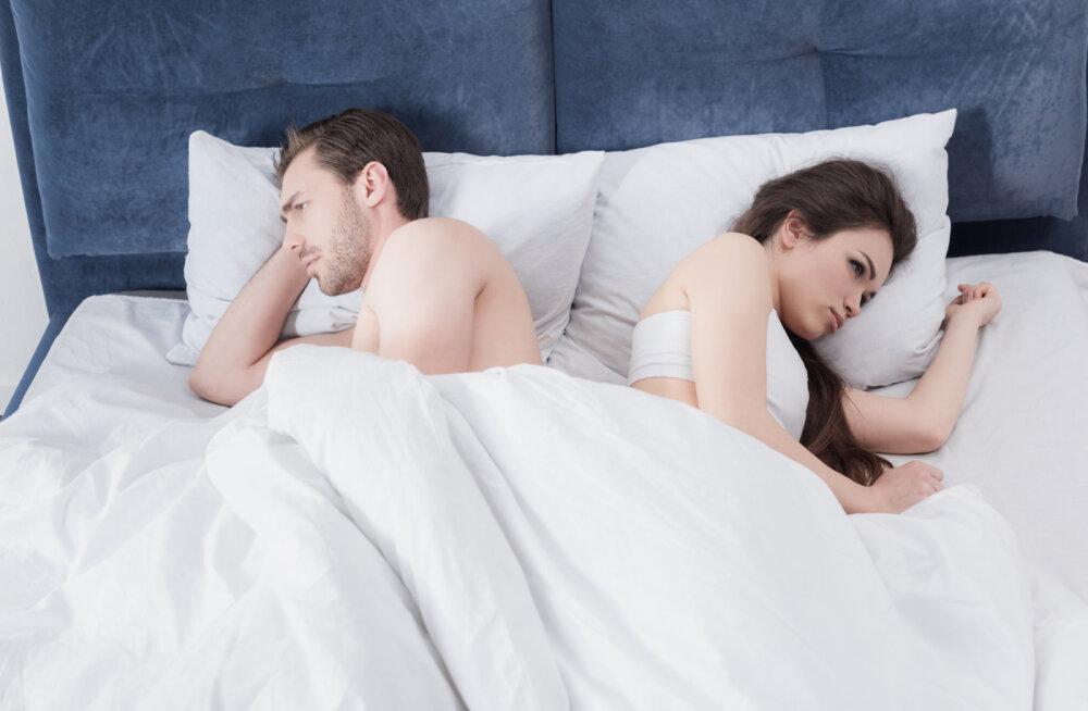 Naise süda peab olema avanenud ja rahuldatud, enne kui ta mehele seksuaalselt avaneb, mehel aga toimub südame avamine naisele siis, kui ta on seksuaalselt rahuldatud