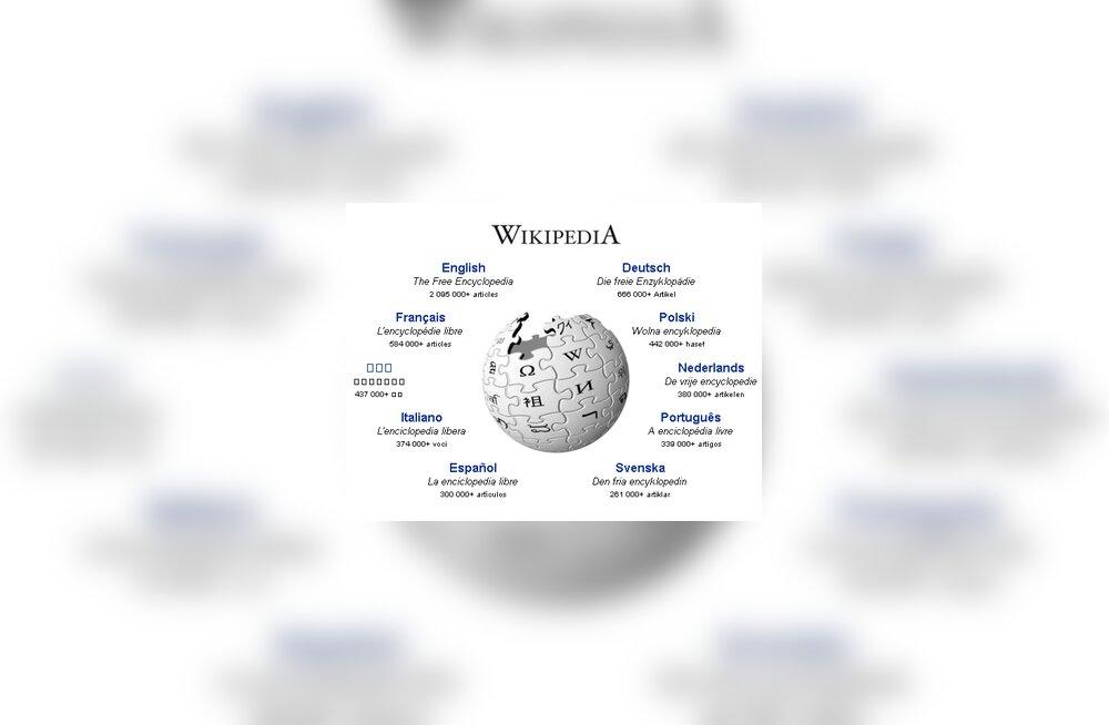 Eesti Vikipeedia artiklite maht ületas 50 000 piiri