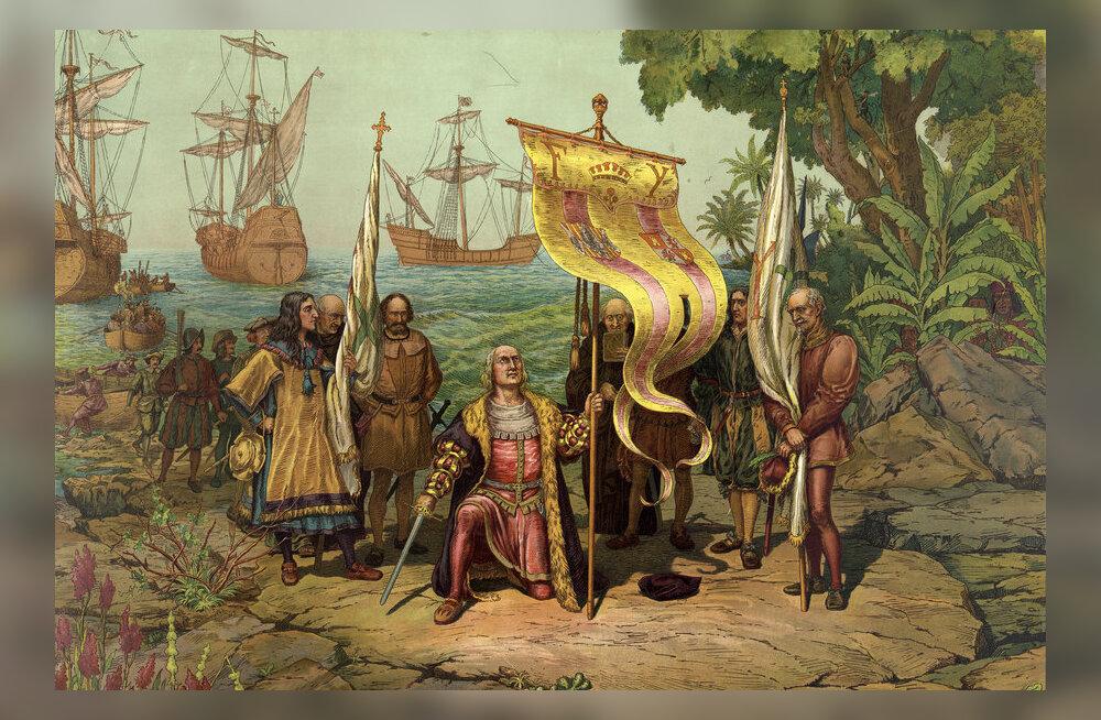 Kolumbuse kurb saatus – maadeavastajast sai türann ja lõpuks vang