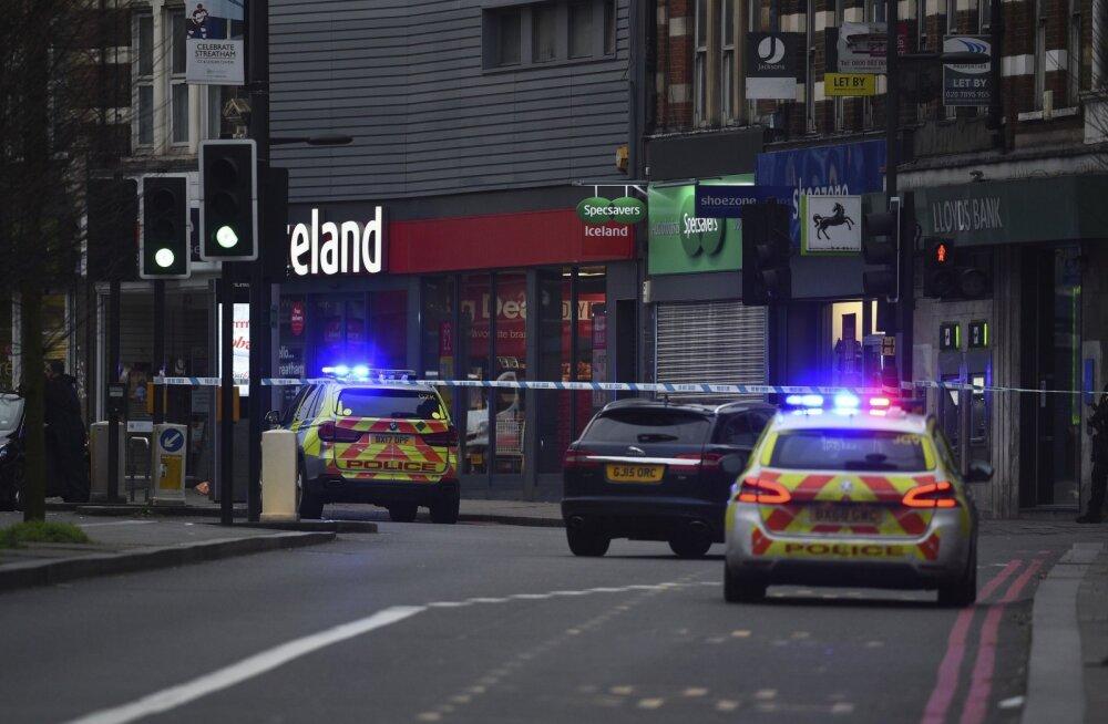 В Лондоне неизвестный напал с ножом на прохожих: несколько человек ранены, нападавший застрелен