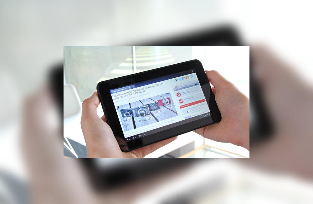 Karbist välja: Prestigio tahvelarvuti MultiPad 7.0 Ultra+ on asjalik odavtahvel