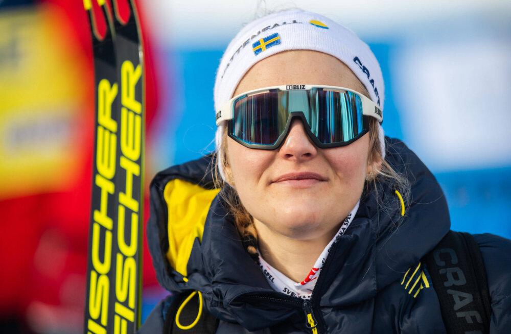 Tour de Ski katkestanud Rootsi suusatähe vigastus osutus kardetust tõsisemaks