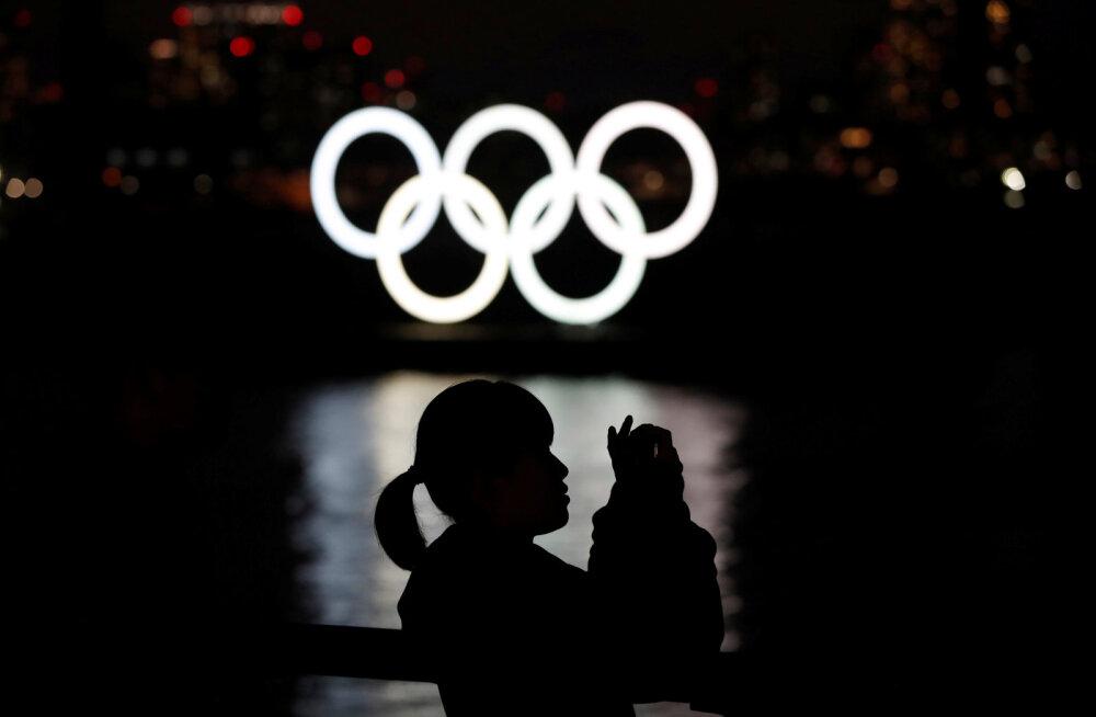 Kanada boikoteerib 2020. aasta olümpiamänge