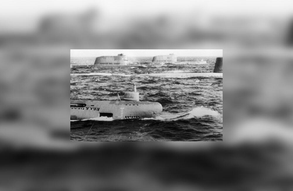 На дне Балтийского моря обнаружена советская подлодка