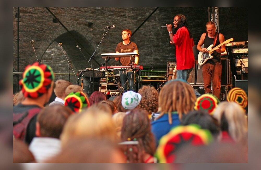 Minu Jamaica: muusikat võetakse siin äärmiselt tõsiselt!