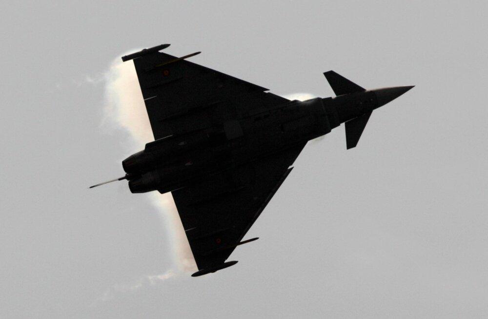 ВВС Испании назначили случайно выпустившему над Эстонией ракету пилоту минимальное наказание