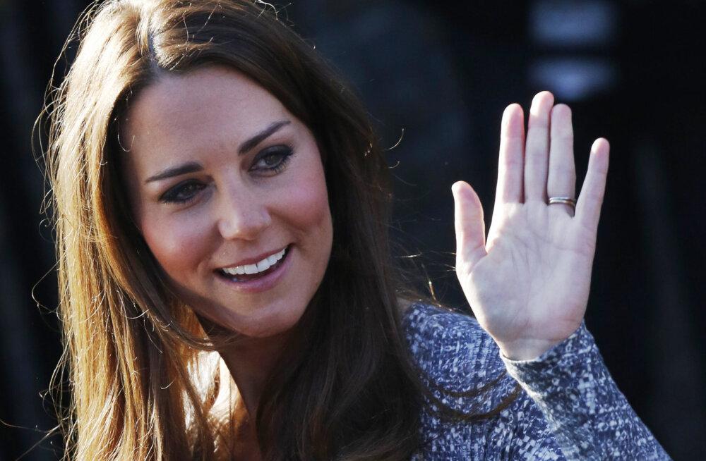Jubedad kavatsused: ISIS plaanis mürgitada hertsoginna Kate'i toitu