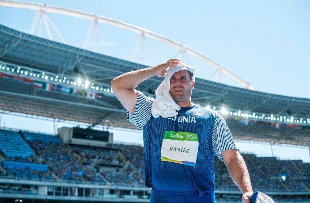 GerdKanter lahkus laupäeval küll oma viimaselt olümpiavõistluselt, kuid ilmselt mitte tippspordist.