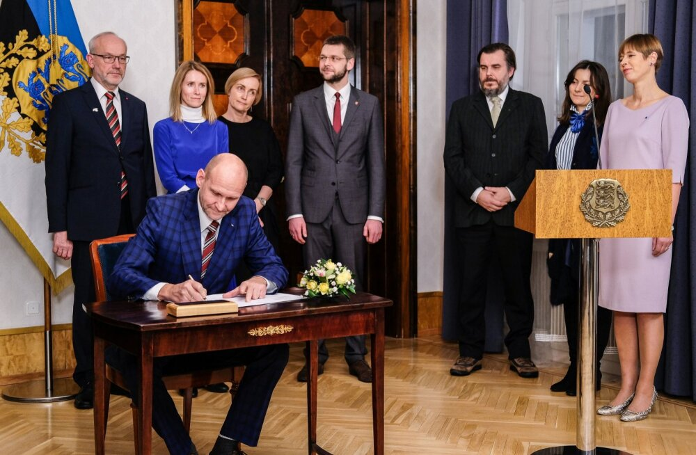 Kadriorus allkirjastati ühiskondlik kokkulepe teaduse ja innovatsiooni arendamiseks