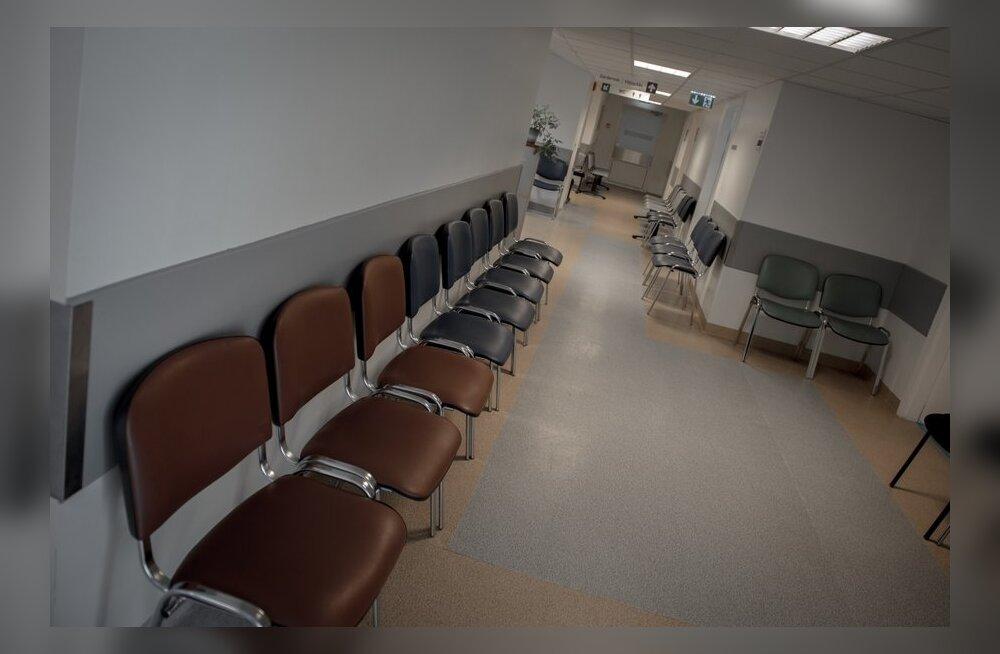 Külalisarstideta jääksid kõik Eesti haiglad hätta