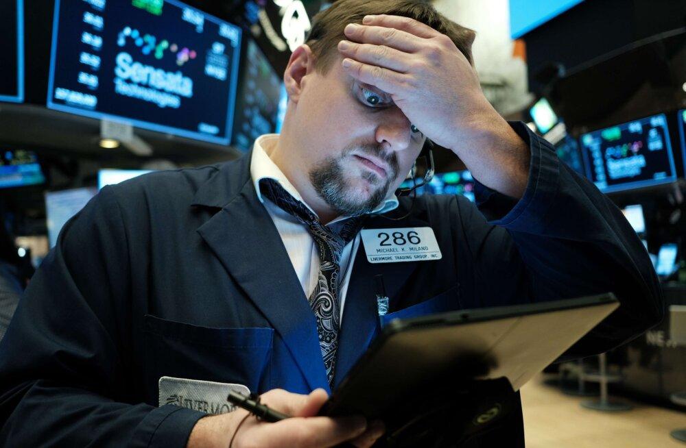 Kas täna toimub börsidel surnud kassi põrge?