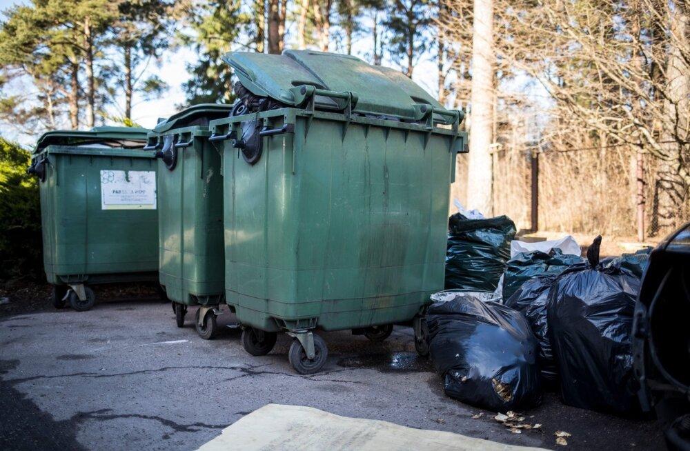 Inspektsioon uurib Tallinna prügivedajate omavahel sõlmitud lepinguid