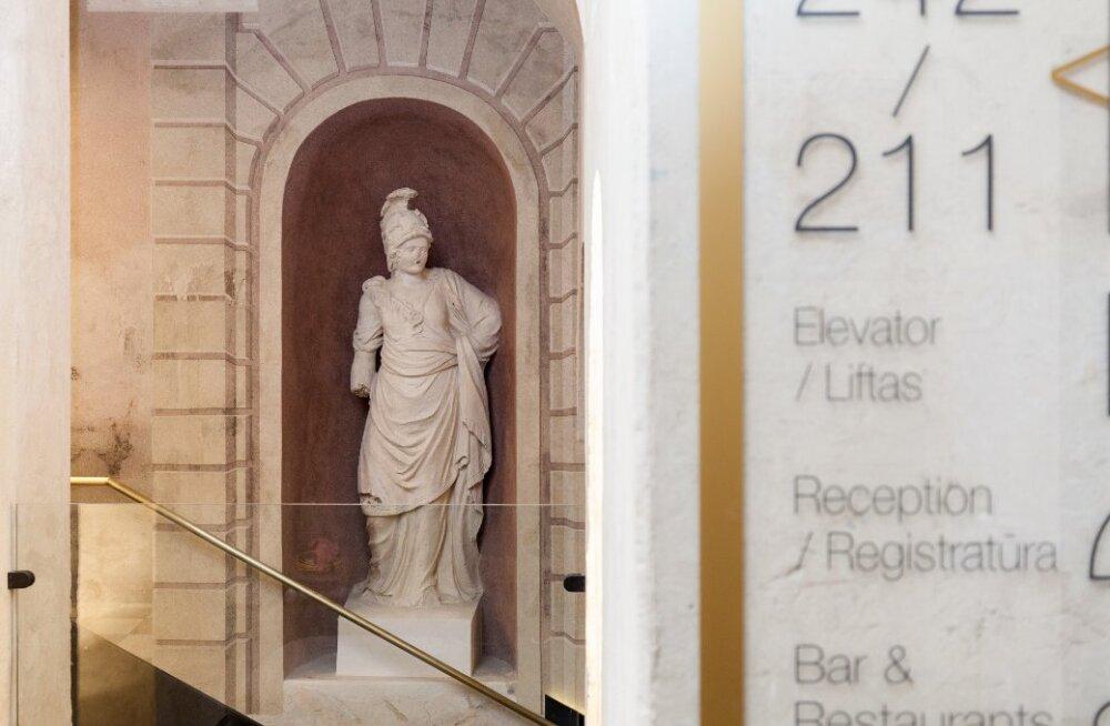 ФОТО: В сердце Вильнюса открылась роскошная гостиница