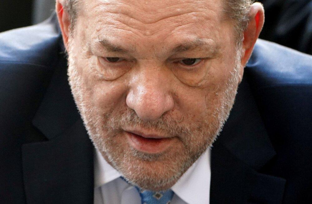 Jultumus või hoopis põhjendatud soov? Väga pika vangistuse lävel Harvey Weinstein loodab kergemat karistust