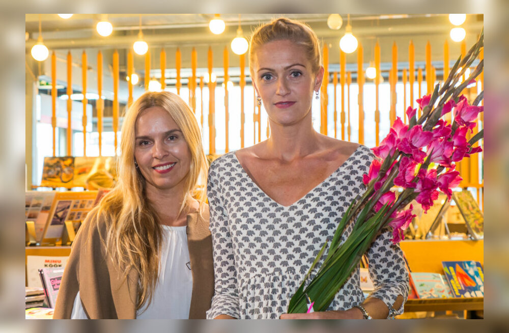 GALERII: Kerttu Vesik esitles raamatut Eesti emade lugudest sünnitusjärgsest depressioonist