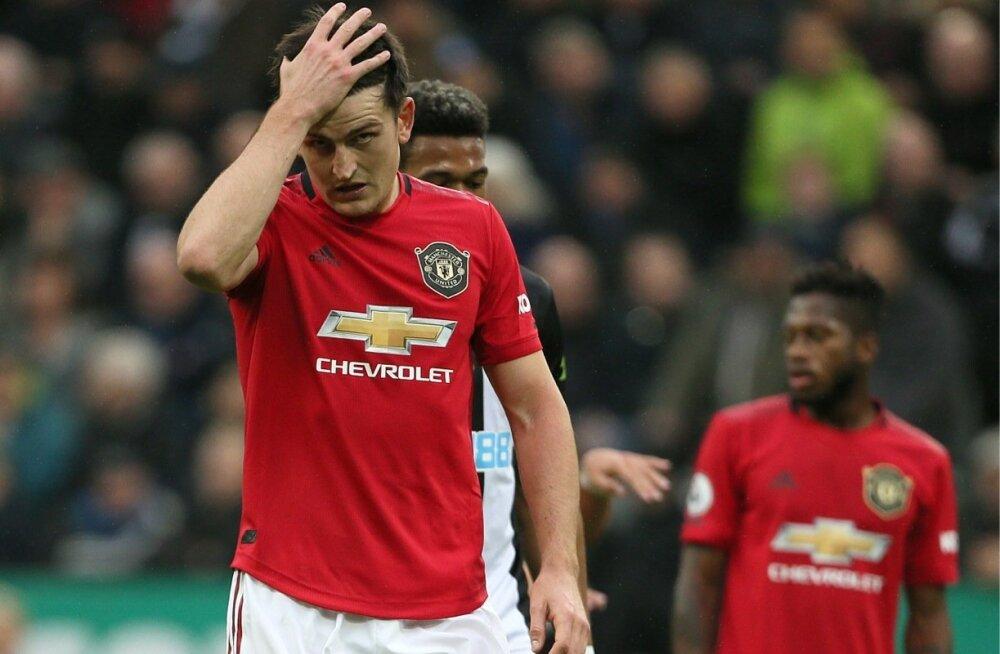 Manchester Unitedis on asjad kehvad.