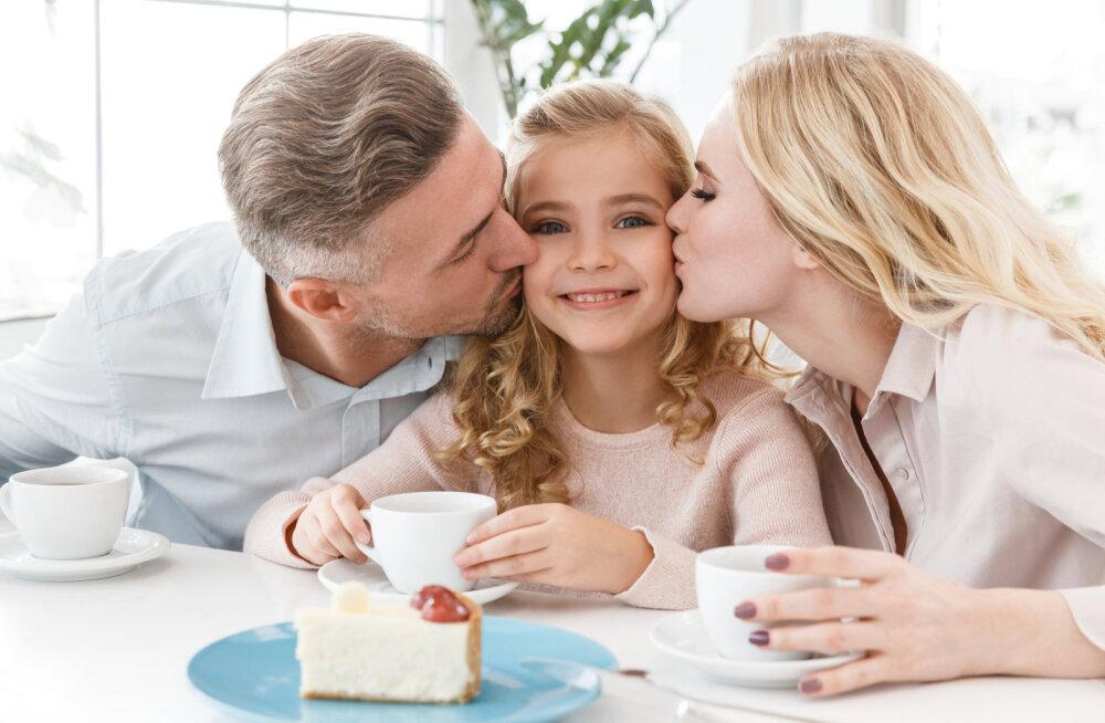 Tiina Tiitus: vanema roll on lapsele näidata, kuidas käib õnnelikuks saamine ja õnnelik olemine