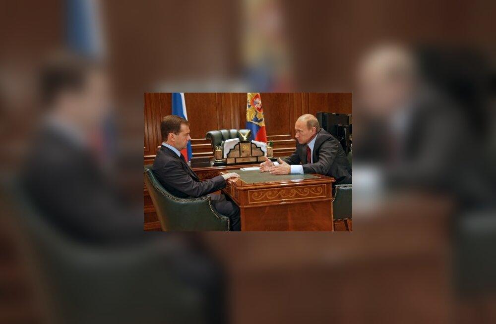 Putin ja Medvedev