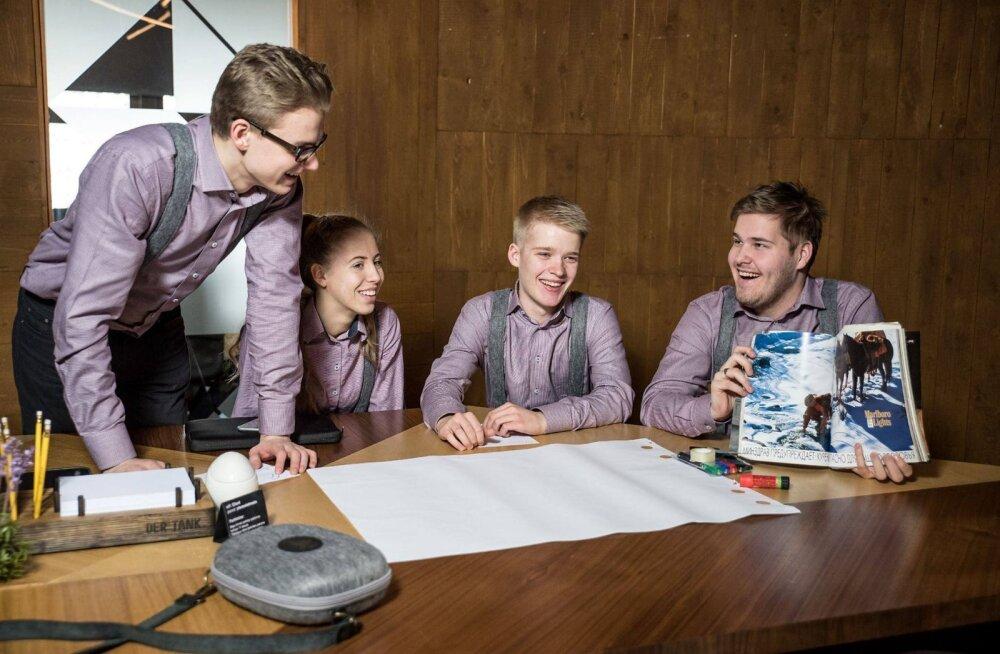 Tartu Loomemajanduskeskus ootab järgmise põlvkonna ettevõtjaid