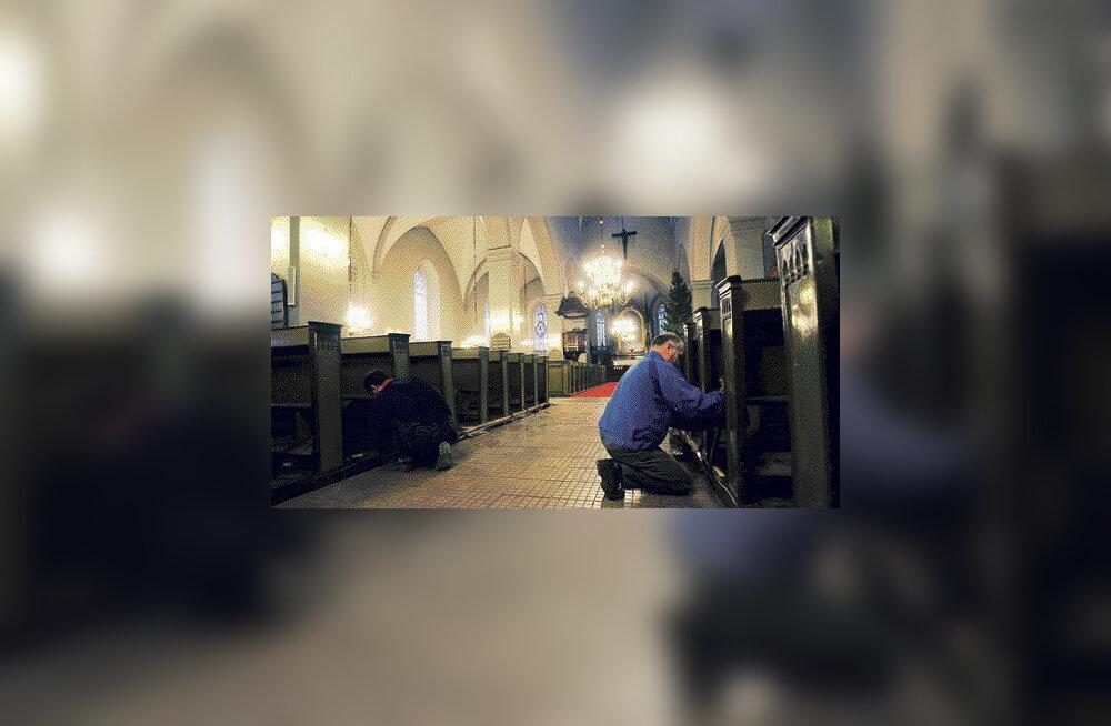 Jaani kiriku teenistused kolivad Nigulistesse