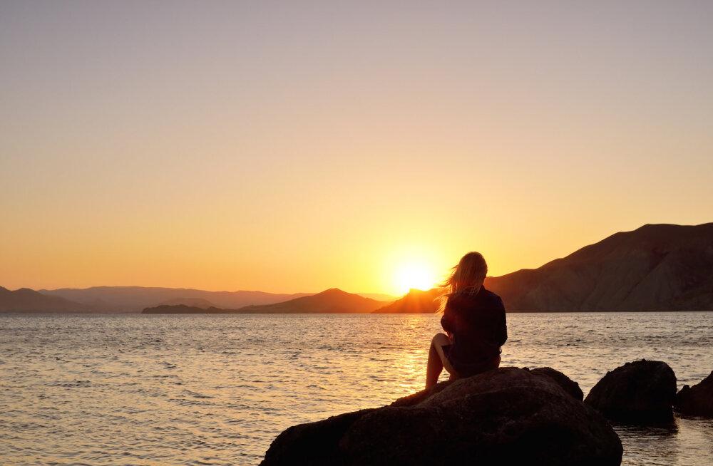 Elumuredest saab vabaks teadvustades enda surelikkust