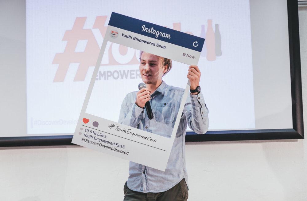 Youth Empowered – tasuta ürituste sari ettevõtlikele ja aktiivsetele noortele