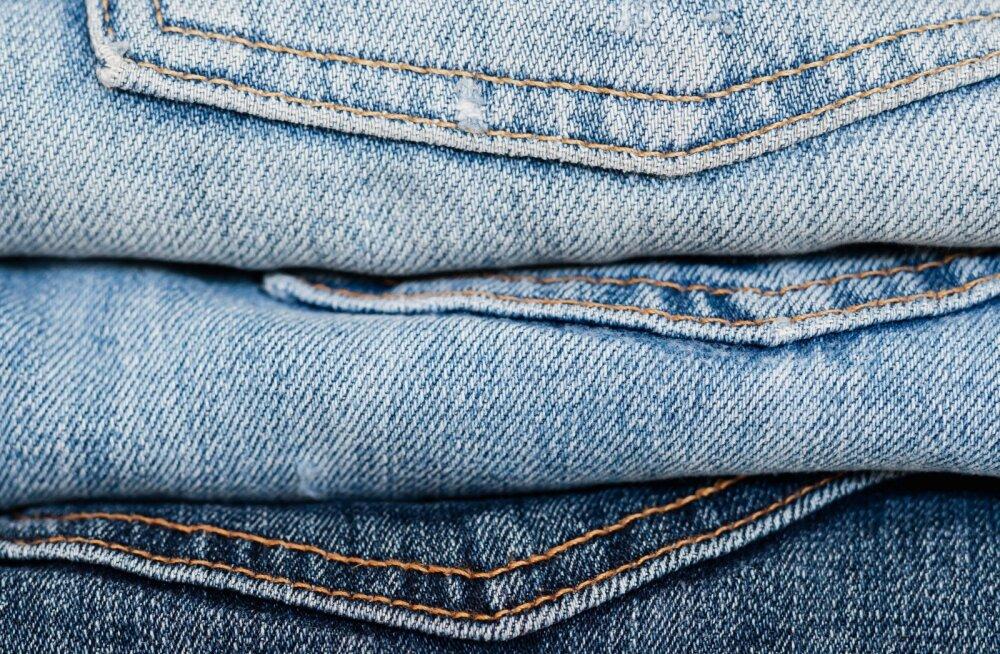 Почему не нужно стирать джинсы?