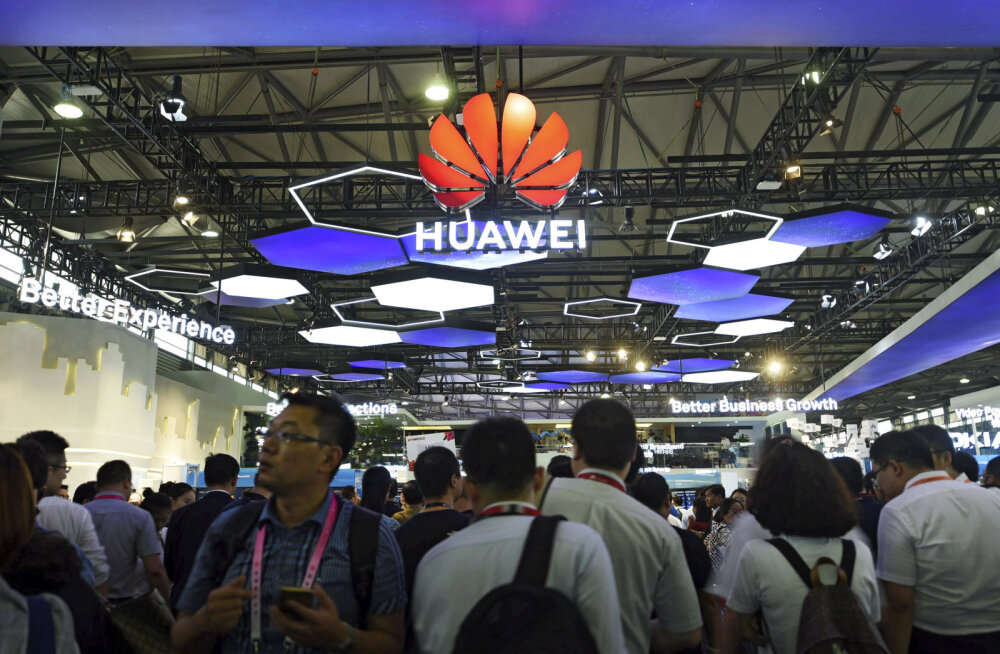 Võidujooks: Huawei soovib väidetavalt esimesena kokkuvolditava telefoni valmis saada