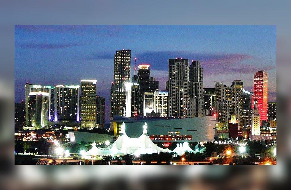 Miami linnapuhkuse reisijuht