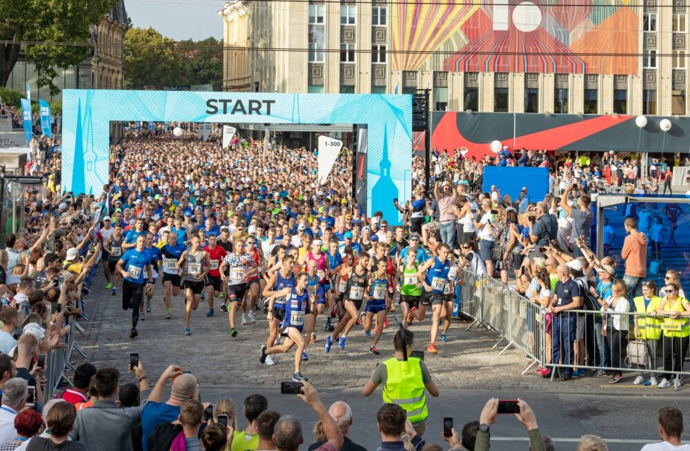 Osaled Tallinna Maratonil? 4 nõuannet, kuidas saada parim aeg
