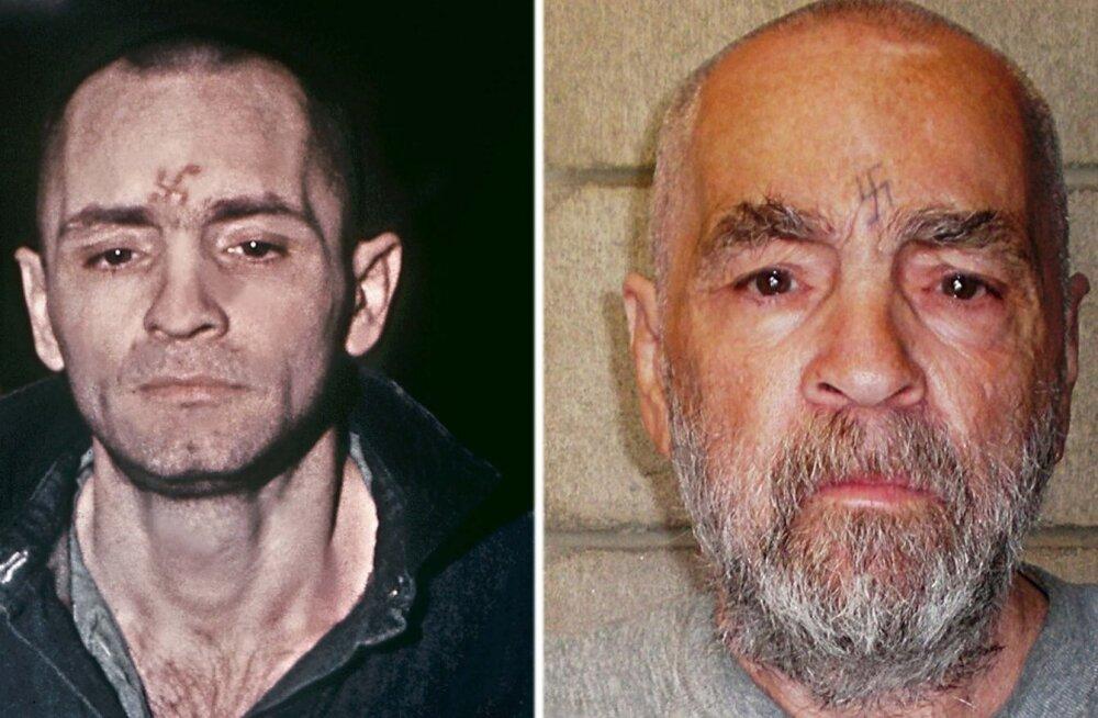 US-CRIME-MURDER-PRISON-MANSON-FILES