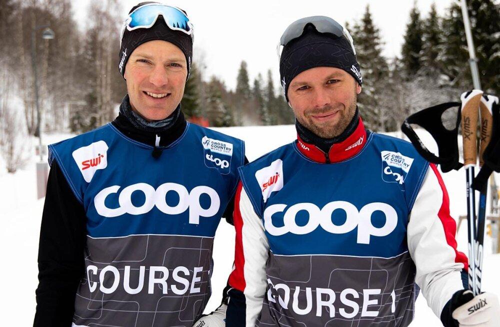 Harku järve virtuaaljooksu võitis tipptasemel Norra määrdemeister