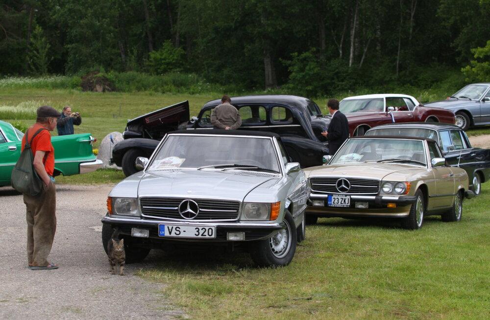 Kuidas hoida klassikalise auto väärtust?