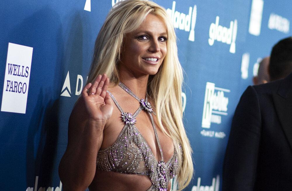 Britney Spearsi teismeline poeg on skandaalse vanaisa peale andestamatult vihane: ta on päris suur s***pea