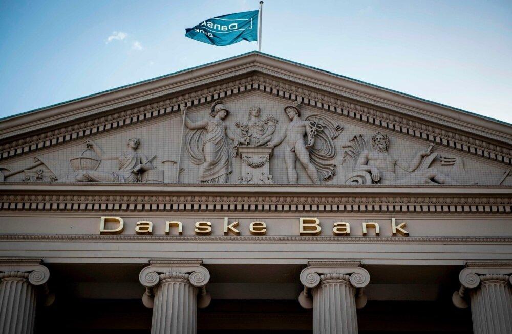 Ajaleht: Taani finantsjärelevalve ei ole kasutanud pankade vastu kogu jõudu